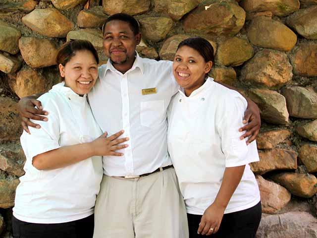 Mont Fleur Staff
